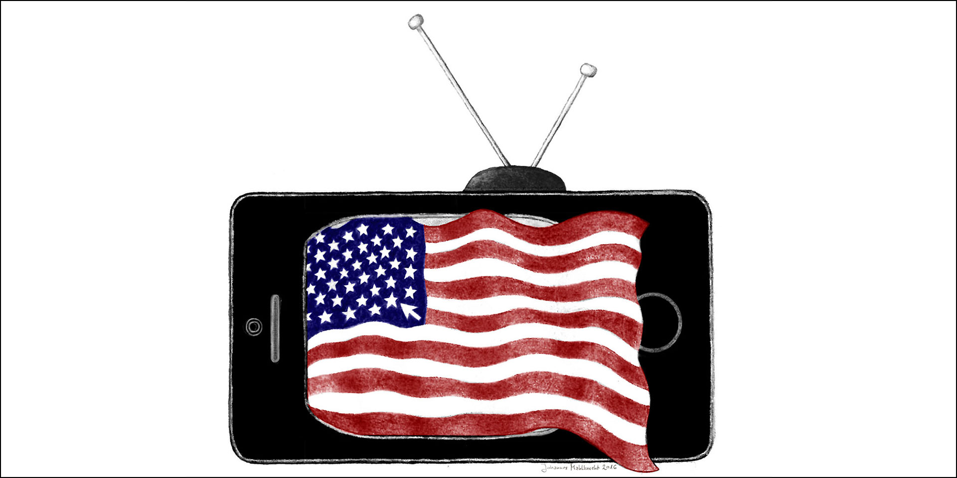 America Through the Small Screen